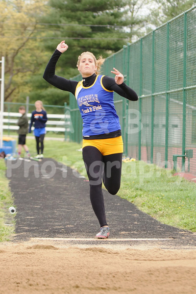 Castle Girls Track 2012-13