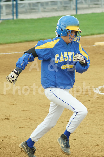 Castle Softball 2012-13